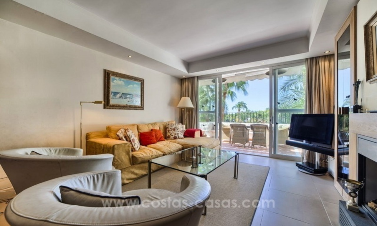 Penthouse apartment for sale in Puente Romano, Golden Mile, Marbella 7