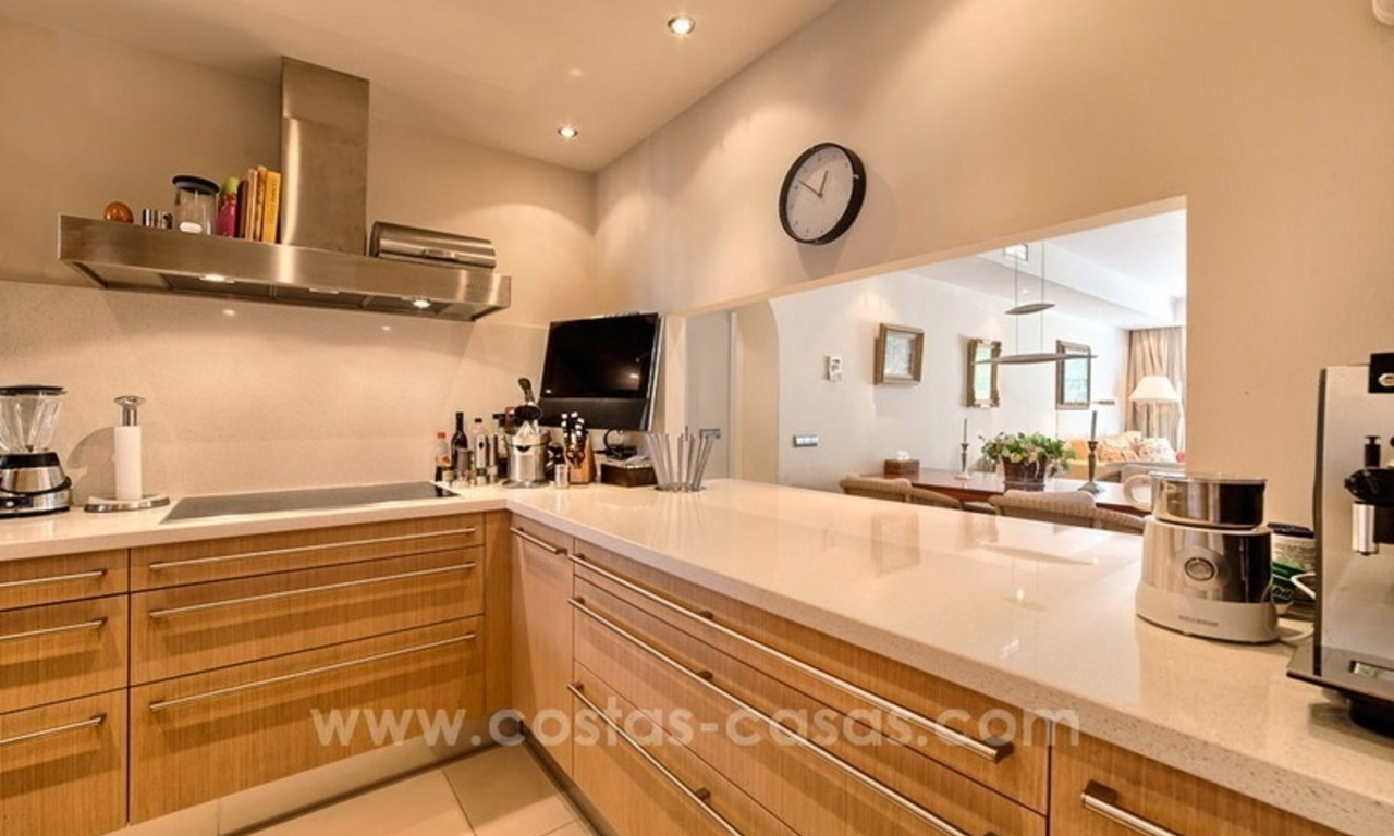 Penthouse apartment for sale in Puente Romano, Golden Mile, Marbella 9