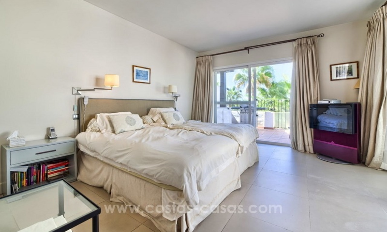 Penthouse apartment for sale in Puente Romano, Golden Mile, Marbella 10