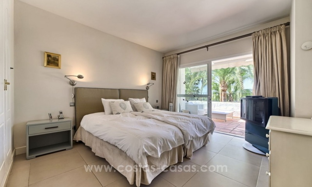 Penthouse apartment for sale in Puente Romano, Golden Mile, Marbella 13