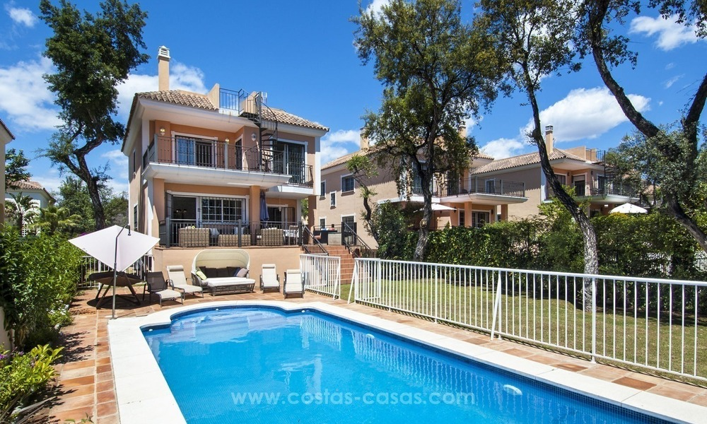 Villa for sale in Elviria, Marbella. Walking distance to supermarkets and beach. Highly Reduced in price! 365