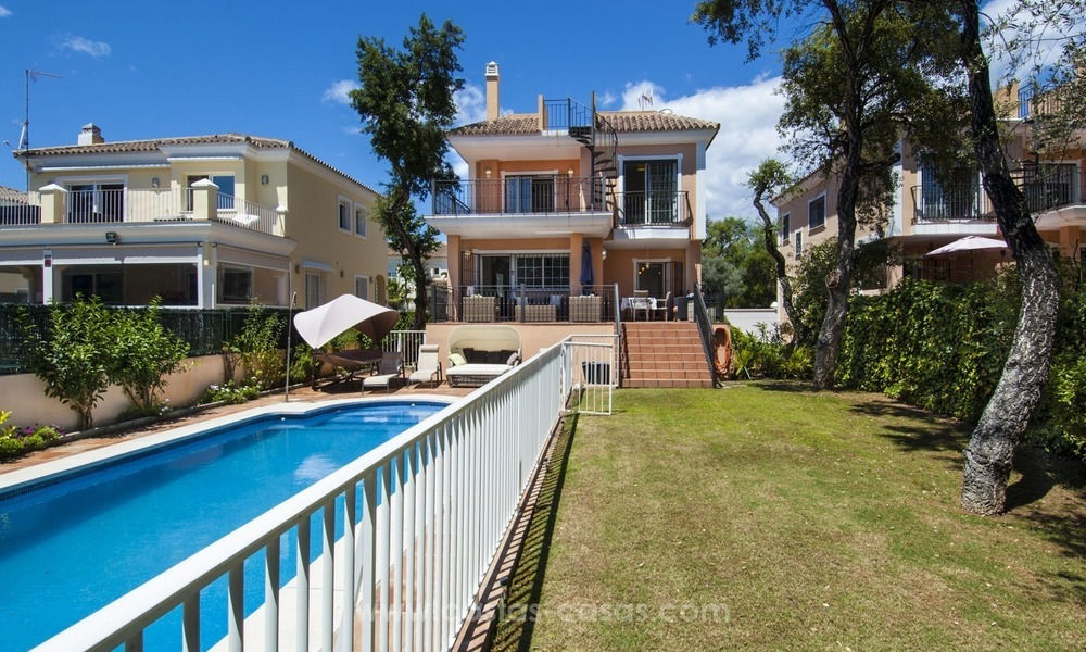 Villa for sale in Elviria, Marbella. Walking distance to supermarkets and beach. Highly Reduced in price! 368