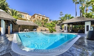 Luxury villa for sale in Nueva Andalucia - Marbella 0