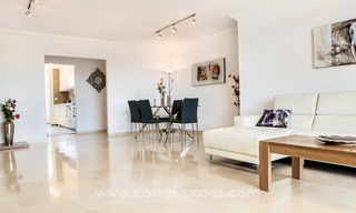 Spacious apartment for sale in a great location in Nueva Andalucia in Marbella, close to Puerto Banus 10