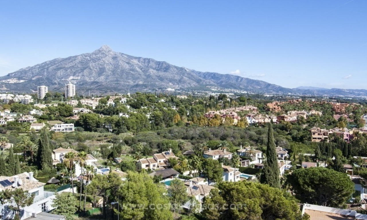 Spacious apartment for sale in a great location in Nueva Andalucia in Marbella, close to Puerto Banus 2