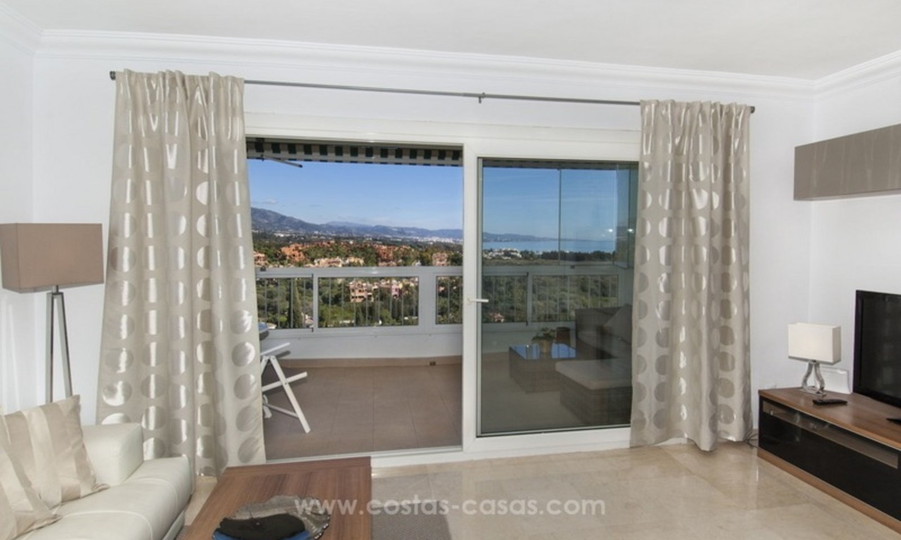 Spacious apartment for sale in a great location in Nueva Andalucia in Marbella, close to Puerto Banus 6
