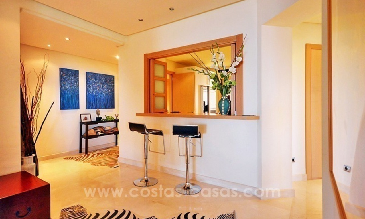 Excellent penthouse for sale on the Golden Mile, Marbella 14