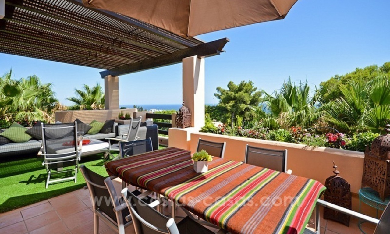 Excellent penthouse for sale on the Golden Mile, Marbella 3