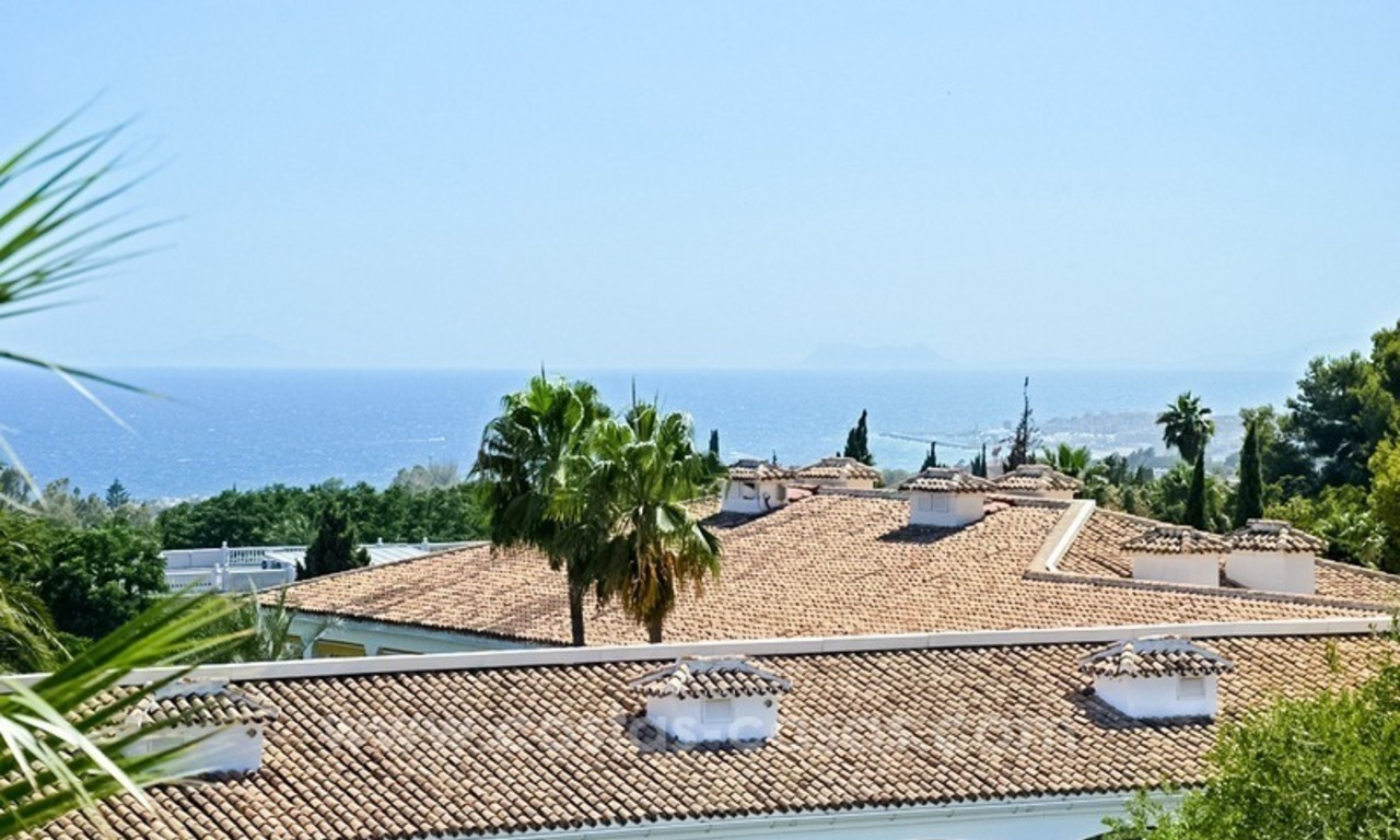 Excellent penthouse for sale on the Golden Mile, Marbella 6