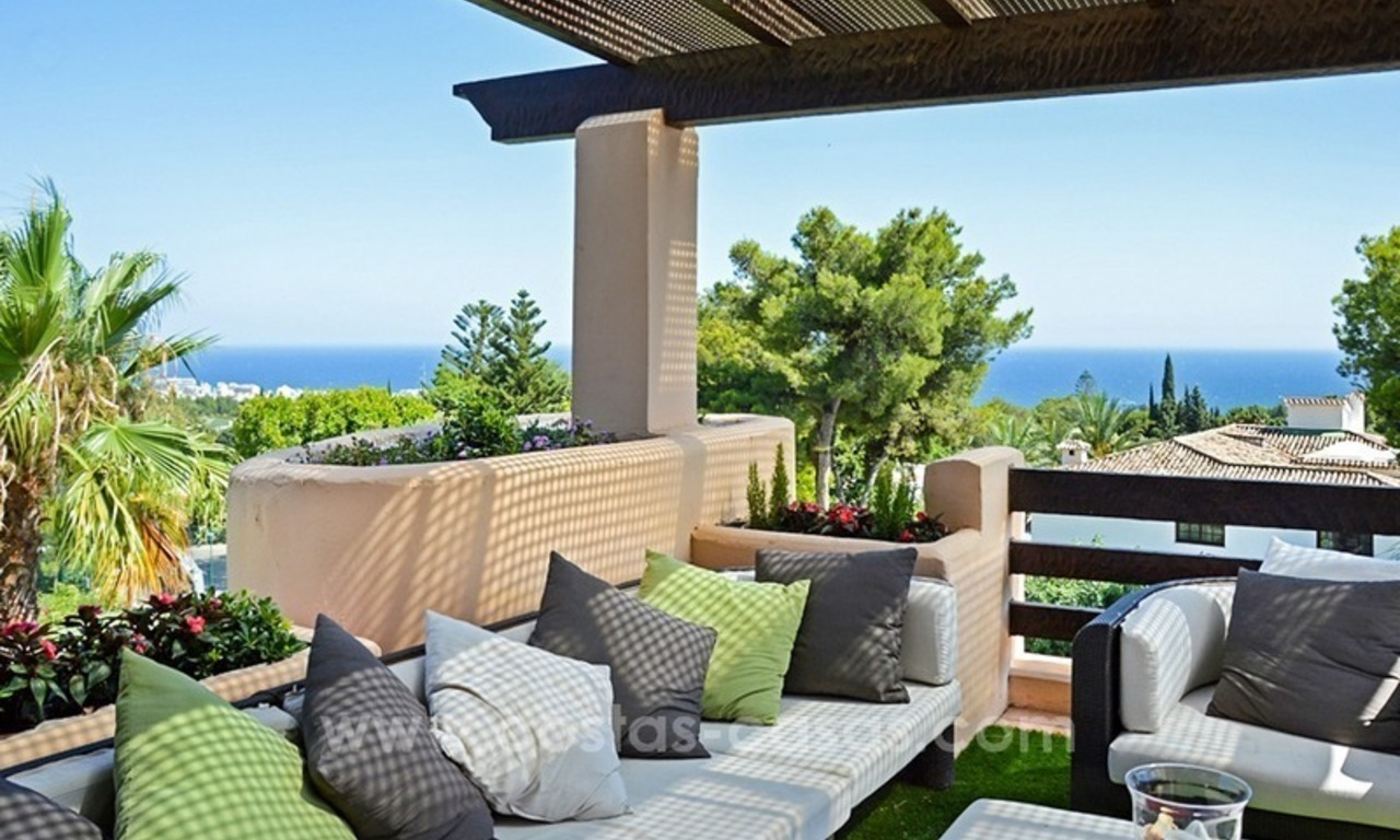 Excellent penthouse for sale on the Golden Mile, Marbella 7