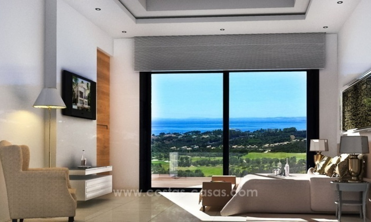 Brand new modern villa for sale East of Marbella 3