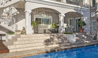 Villa with sea views for sale in East Marbella 13