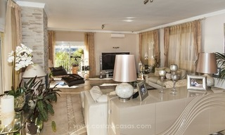 Villa with sea views for sale in East Marbella 15