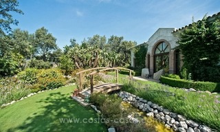 Beautiful Villa with sea view for Sale, La Zagaleta in Benahavis 11