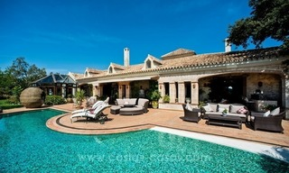 Beautiful Villa with sea view for Sale, La Zagaleta in Benahavis 12