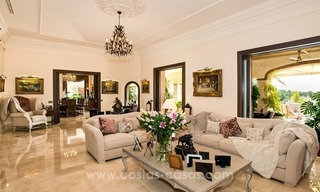 Beautiful Villa with sea view for Sale, La Zagaleta in Benahavis 18