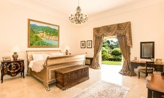 Beautiful Villa with sea view for Sale, La Zagaleta in Benahavis 28
