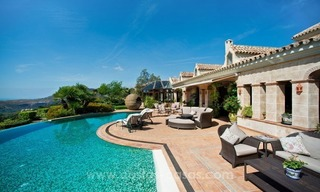 Beautiful Villa with sea view for Sale, La Zagaleta in Benahavis 36