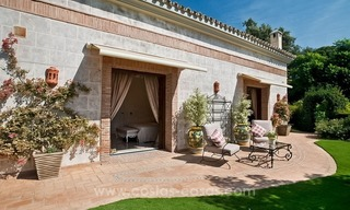Beautiful Villa with sea view for Sale, La Zagaleta in Benahavis 5