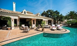 Beautiful Villa with sea view for Sale, La Zagaleta in Benahavis 8