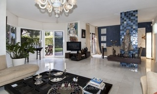 Spacious ground floor apartment for sale on The Golden Mile, Marbella 5