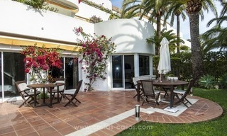 Spacious ground floor apartment for sale on The Golden Mile, Marbella 3