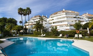 Spacious ground floor apartment for sale on The Golden Mile, Marbella 17
