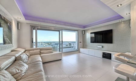 New modern apartment for sale in Marbella – Benahavis