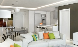 Ready to move in. New Modern Apartments for sale in Nueva Andalucia, Marbella 9