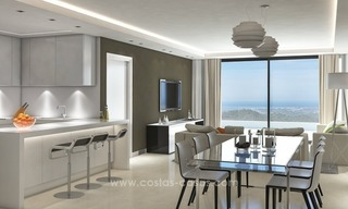 Ready to move in. New Modern Apartments for sale in Nueva Andalucia, Marbella 8
