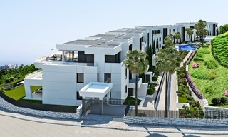 Ready to move in. New Modern Apartments for sale in Nueva Andalucia, Marbella 1