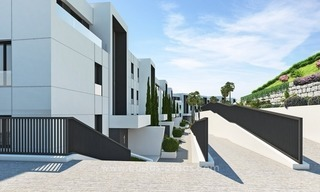 Ready to move in. New Modern Apartments for sale in Nueva Andalucia, Marbella 5