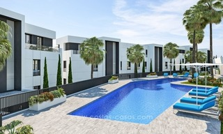 Ready to move in. New Modern Apartments for sale in Nueva Andalucia, Marbella 3