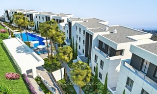 Ready to move in. New Modern Apartments for sale in Nueva Andalucia, Marbella 6