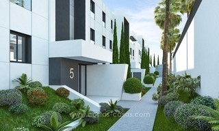 Ready to move in. New Modern Apartments for sale in Nueva Andalucia, Marbella 7