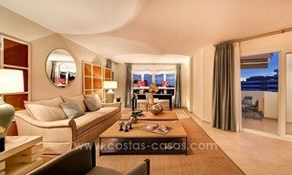 Project of new bargain 2, 3 and 4 bedrooms apartments for sale in Nueva Andalucía, Marbella 3