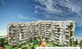 Project of new bargain 2, 3 and 4 bedrooms apartments for sale in Nueva Andalucía, Marbella 1