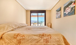 Luxury top floor apartment for sale in Benahavis, Marbella 13