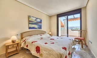 Luxury top floor apartment for sale in Benahavis, Marbella 17