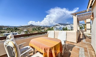Luxury top floor apartment for sale in Benahavis, Marbella 6