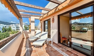 Luxury top floor apartment for sale in Benahavis, Marbella 7