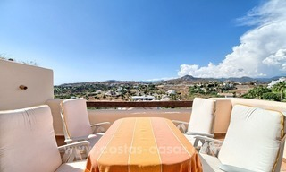 Luxury top floor apartment for sale in Benahavis, Marbella 5