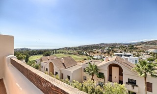 Luxury top floor apartment for sale in Benahavis, Marbella 4