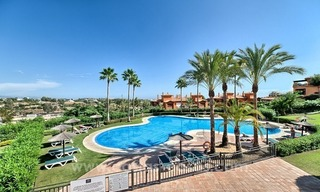 Luxury top floor apartment for sale in Benahavis, Marbella 1