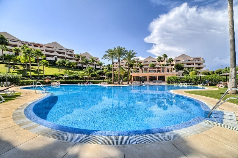 Luxury top floor apartment for sale in Benahavis, Marbella