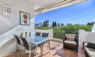 Apartment in a frontline beach complex for sale on the New Golden Mile, Estepona 5