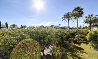 Apartment in a frontline beach complex for sale on the New Golden Mile, Estepona 3