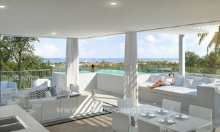 New luxury modern apartments and villas for sale in Mijas, Costa del Sol 1