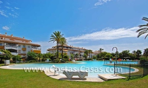 Apartments for sale in Nueva Andalucía, near Puerto Banus in Marbella