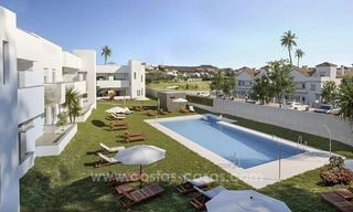 New modern 2 or 3 bedrooms apartments for sale in Nueva Andalucía, Marbella 1